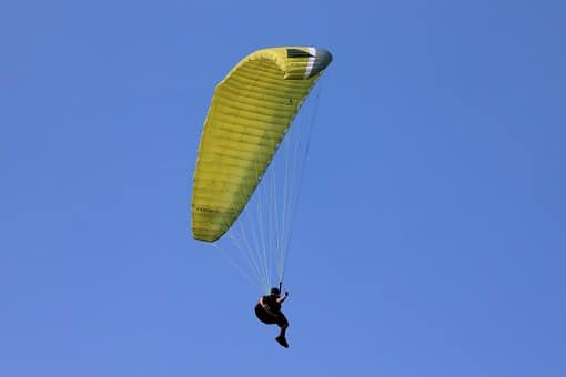 Ian Filippini Paragliding
