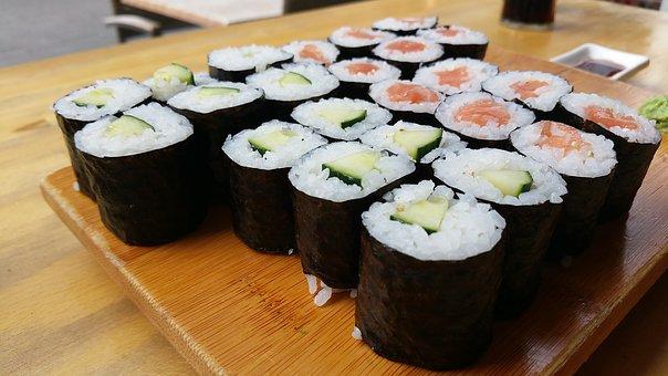 Ian Filippini Ahi Sushi